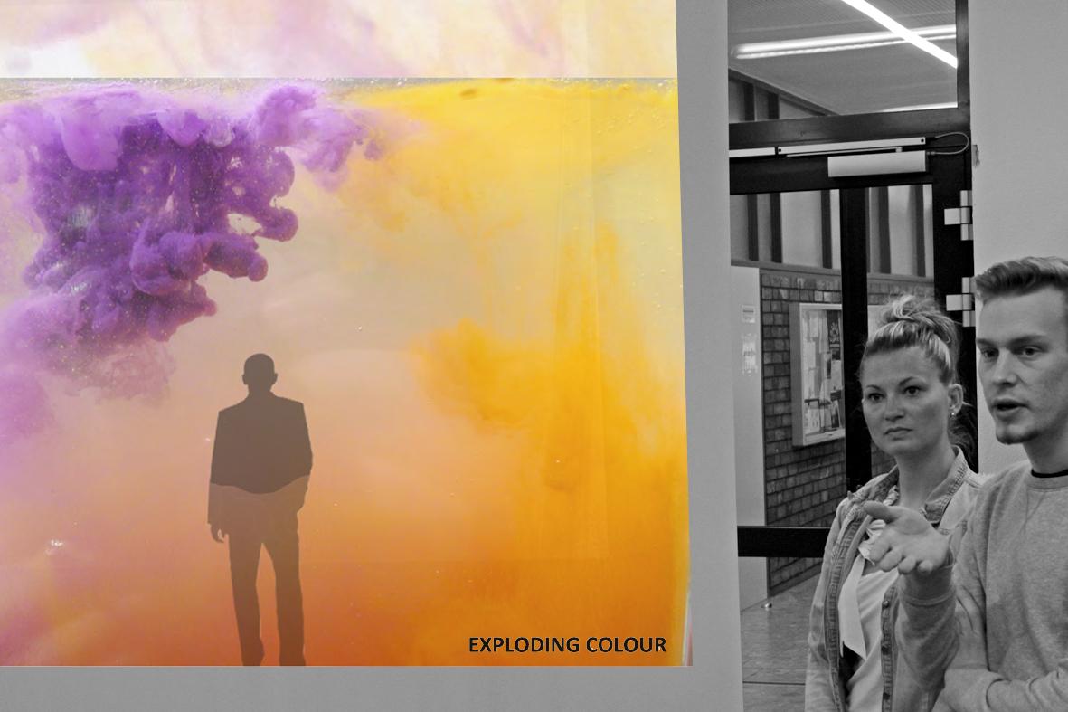 31 I exploding colour 1