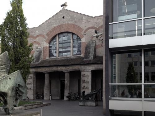 Germanisches Nationalmuseum, 1967, Sep Ruf
