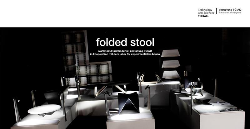 folded stool800