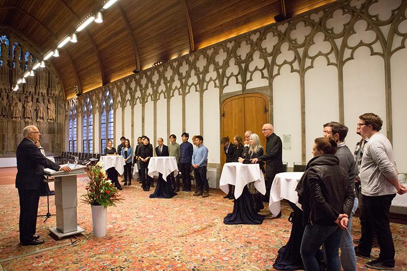 Welcome im Historischen Rathaus (Hansasaal) im Rahmen des Deutsch-Japanischen Workshops an der TH Köln am 10.11.2015 Mit dem Ankauf gehen die Bilder in das Eigentum der TH Köln über. Alle Rechte der Verwendung und Nutzung in Publikationen (Online und Print) und Werbematerialien liegen bei der TH Köln. Die Eigentumsrechte schließen eine Weitergabe an Dritte ein. Als Copyright wird, soweit Layoutvorgaben dies zulassen, Heike Fischer / TH Köln genannt.