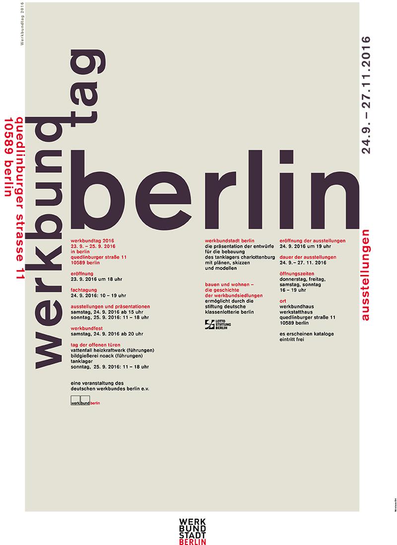 Programm-Plakat