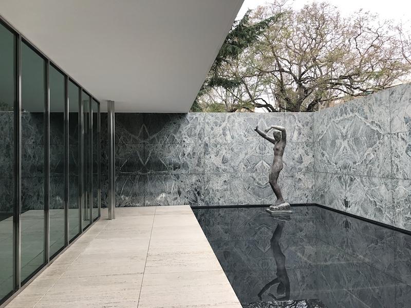 Barcelona Pavillon | Mies van der Rohe