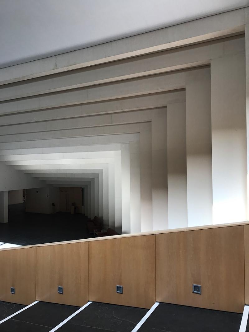 Kongresszentrum von Ferrater
