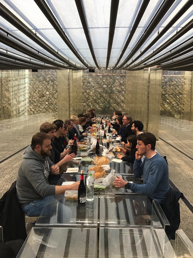 Restaurant les Cols | RCR