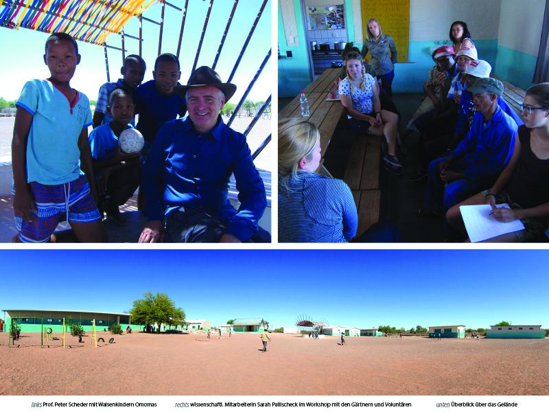 Sondierungsreise Namibia