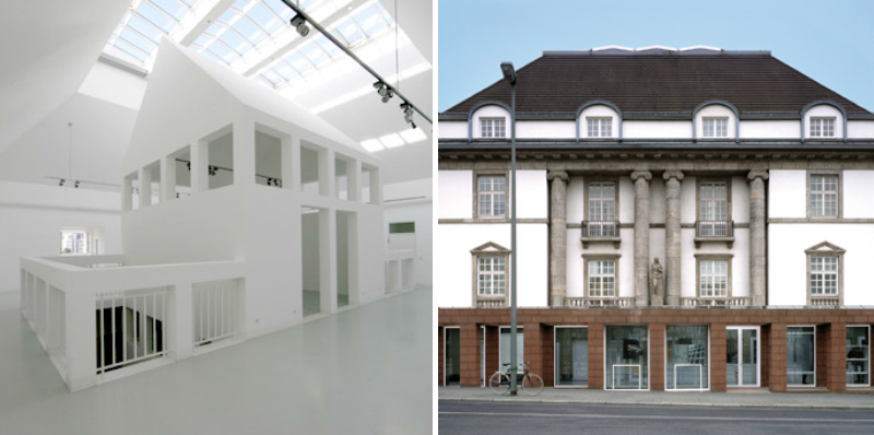 "Architecture Museum Foundation: ""Competition for an architectural museum"""