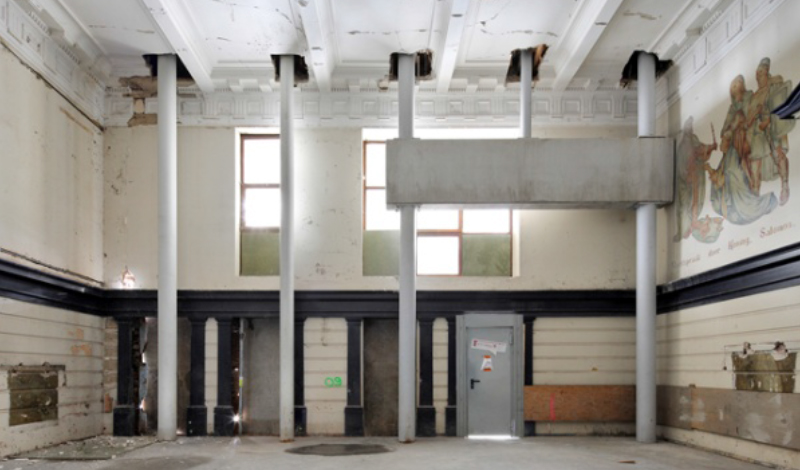 Architecten De Vylder Vinck Tallieu: Dienstencentrum Ledeberg
