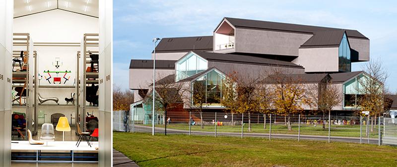 Vitra-Campus Weil am Rhein