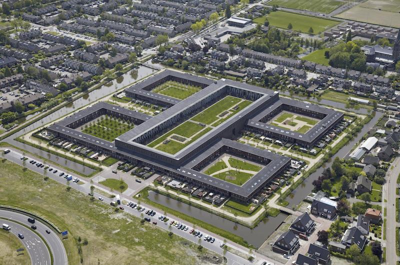 De Grote Hof | Rapp+Rapp Architecten