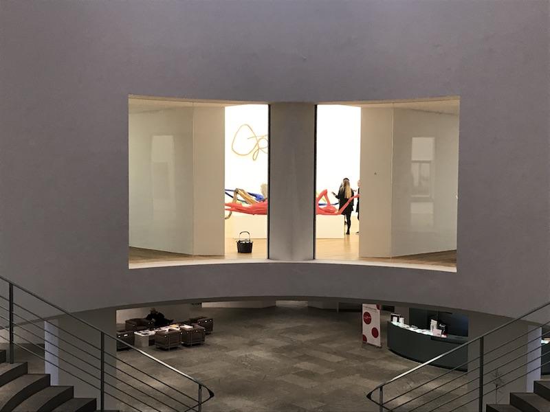 Studierende im Kunstmuseum Bonn