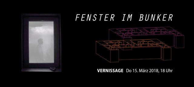 Fenster im Bunker | Vernissage