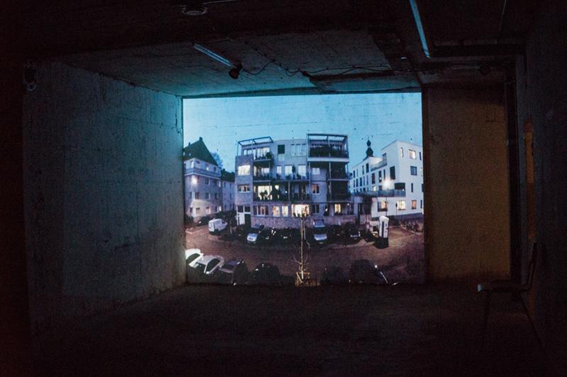 Ausstellung der Arbeit von Yara Naumann