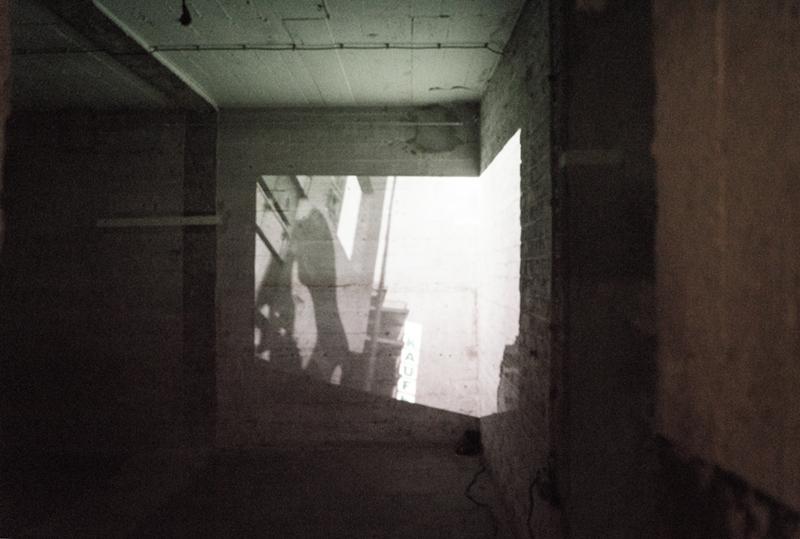 Ausstellung der Arbeit von Lukas Dyrda