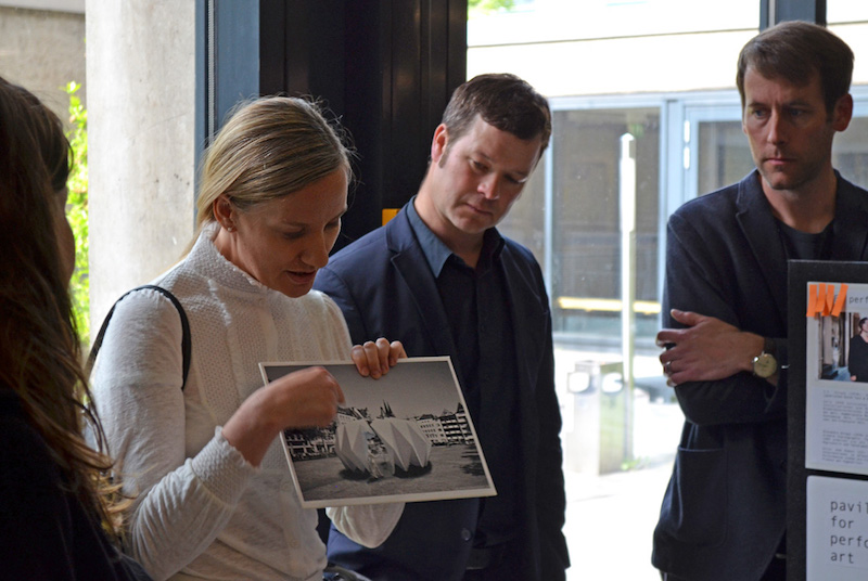 Prof. Dr. Nadine Zinsen-Junhans, Prof. Rüdiger Karzel, Prof. Dr. Daniel Lohmann