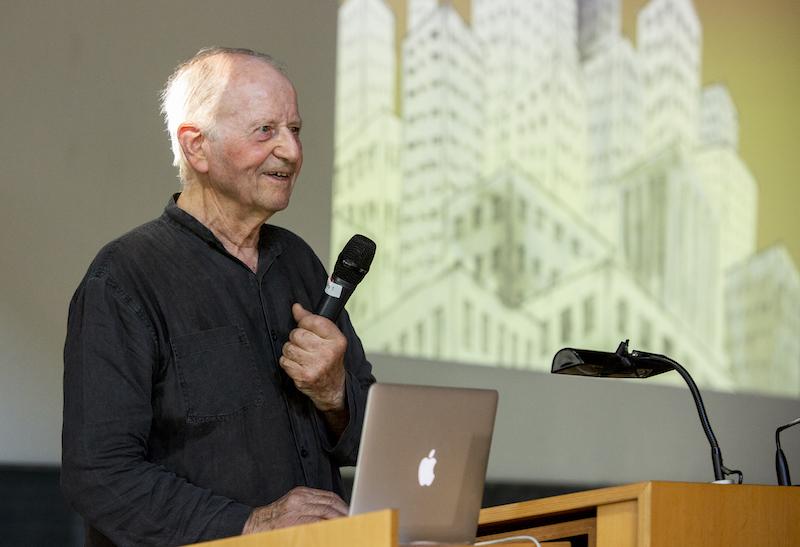 Christian Schalter sprach die Festrede