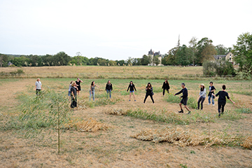 TH Köln | Fakultät für Architektur | Workshop Boisbuchet 2018