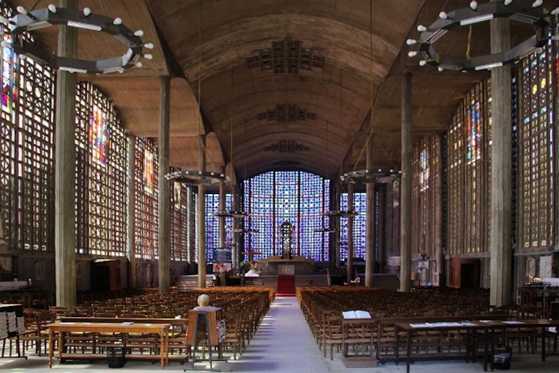 Workshop Boisbuchet 2018 | Kirche Notre Dame Le Raincy