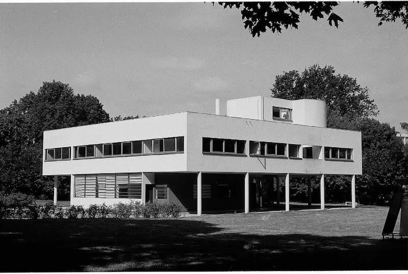 Workshop Boisbuchet 2018 | Villa Savoye