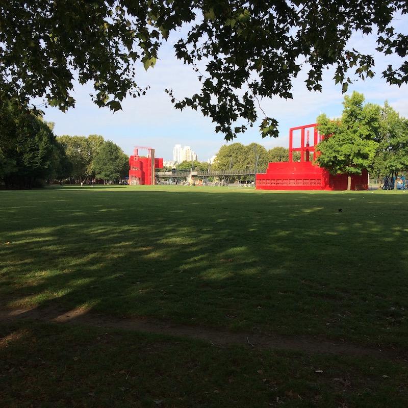 Workshop Boisbuchet 2018 | Parc de la Vilette