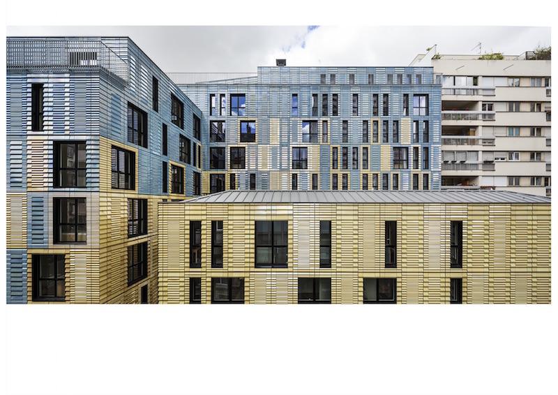 Coallia Wohnungen © Périphériques Architectes
