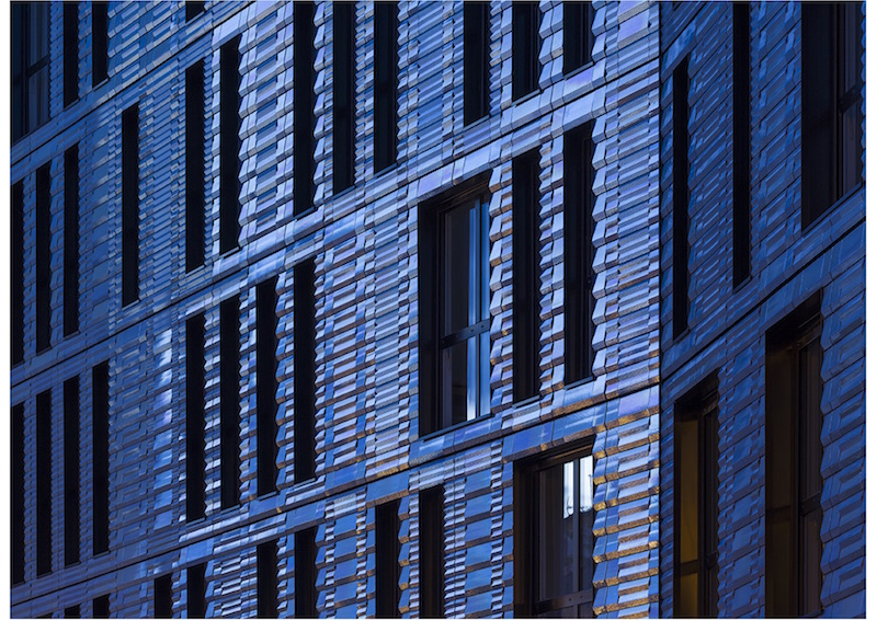 Coallia Wohnungen | Fassade © Périphériques Architectes
