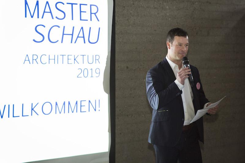Begrüßung durch Dekan Prof. Rüdiger Karzel