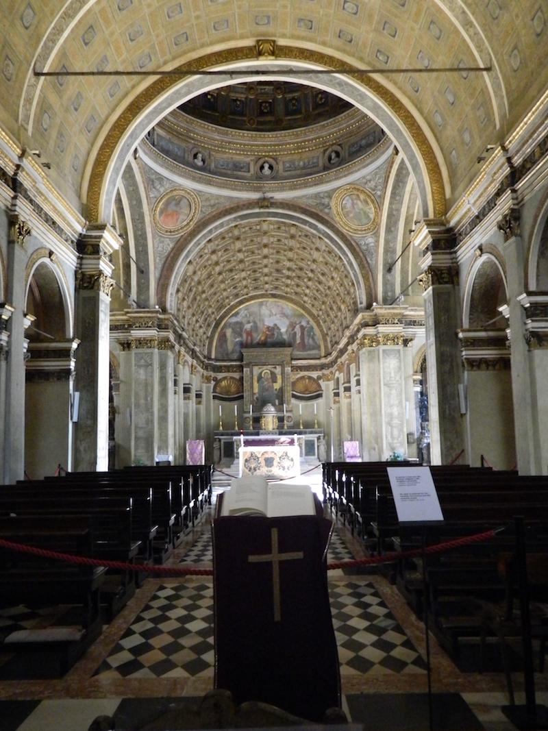 Kirche Santa Maria presso San Satiro